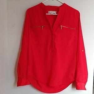 Michael Kors. New no tags, M size  blouse